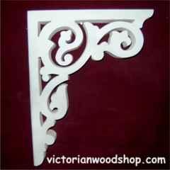 Victorian exterior bracket  style B-27