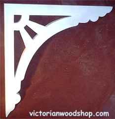 Victorian exterior bracket style B-40