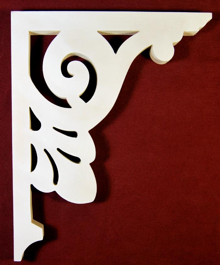 decorative porch corners