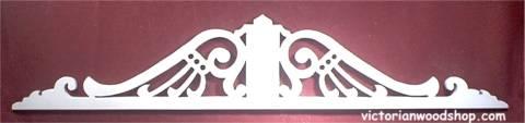 Victorian Door Headers