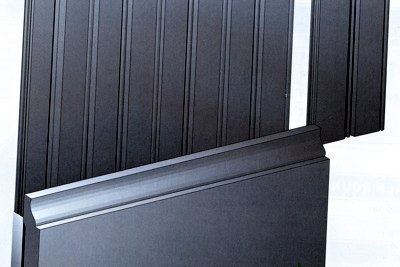 Victorian wainscot WAINSCOATING panels, top rails  molding casing trim kit