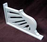 Item # B-43  Victorian Porch Bracket  The Victorian Woodshop  http://victorianwoodshop.com