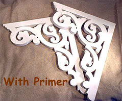 Item # B-27  Victorian Porch Bracket  The Victorian Woodshop  http://victorianwoodshop.com