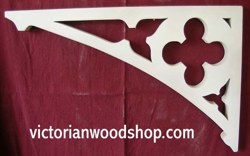 Item # B-77  Victorian Porch Bracket  The Victorian Woodshop  http://victorianwoodshop.com