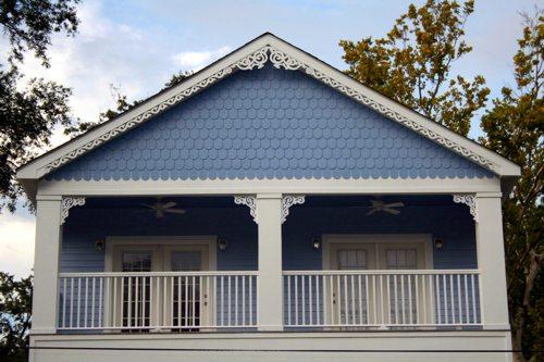 Fascia Board Designs ~ Victorian roof trim