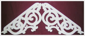 The Victorian Woodshop - Porch Brackets, Arch Brackets, Gables and trim millwork